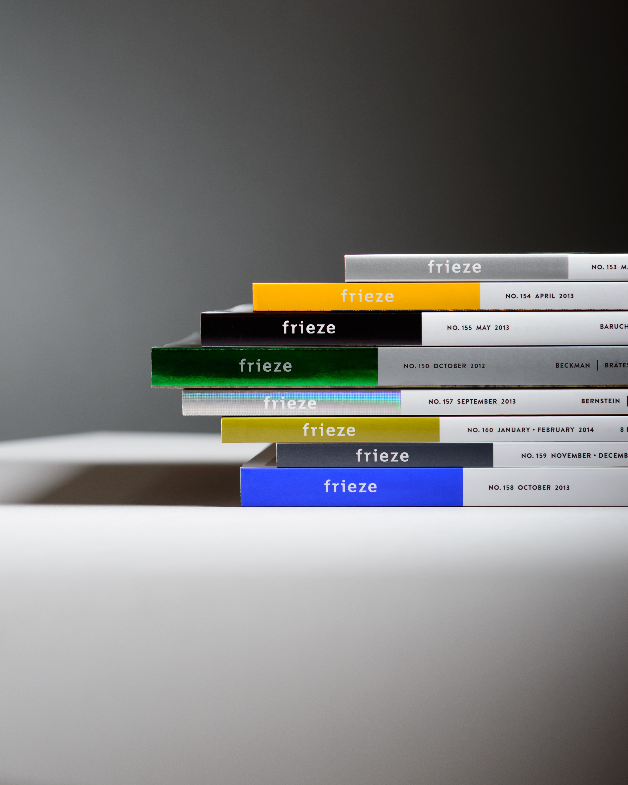 4_Frieze_Magazine_Stack